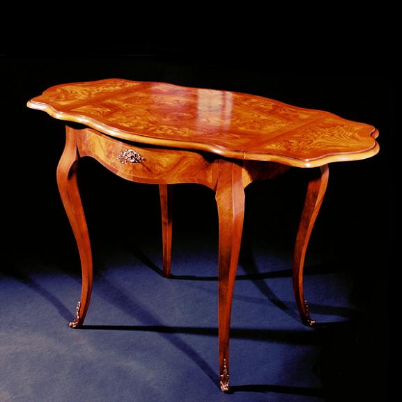 Tavolino Stile Luigi XV Mod. NAPOLEONE
