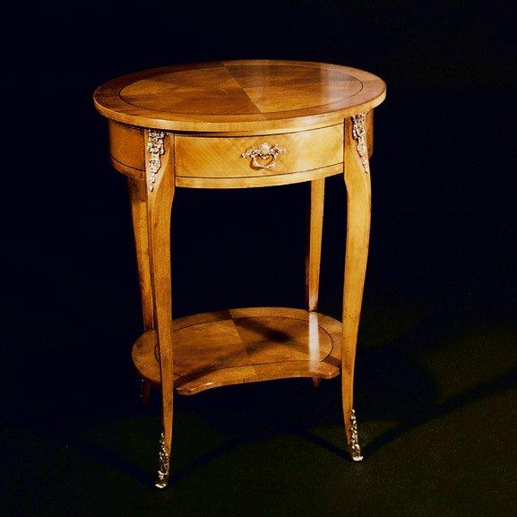 Tavolino Stile Luigi XV Mod. CILIEGIO