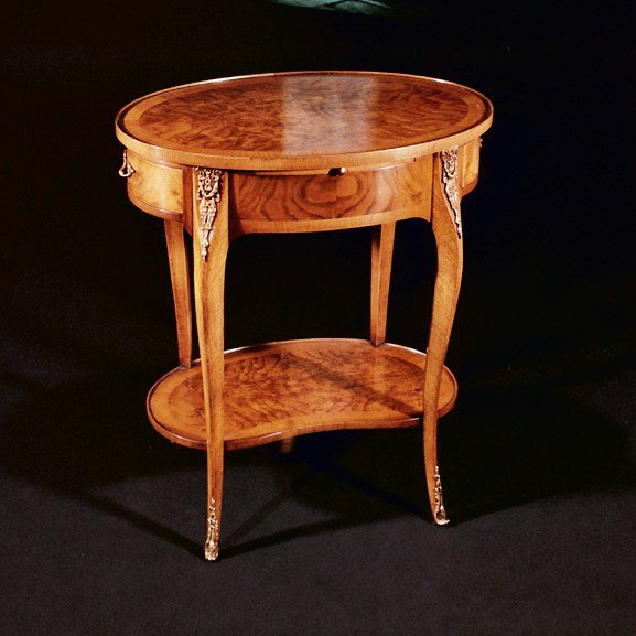 Tavolino Stile Luigi XV Mod. AMBULANTE