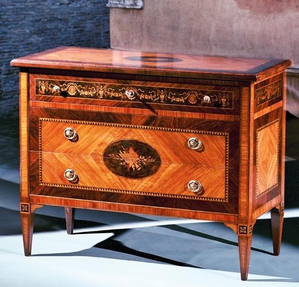 M i a mobili intarsiati artistici a meda brianza milano - Mobili in brianza ...
