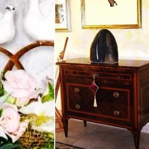 M i a mobili intarsiati artistici novit ed eventi for Regalo i mobili